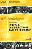 Préparer les sélections AMP et le DEAMP