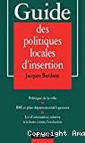 Guides des politiques locales d'insertion