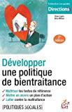 Développer une politique de bientraitance