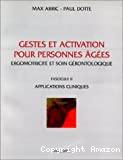 Gestes et activation pour personnes âgées. 2