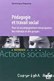 Pédagogie et travail social