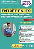 Entrée en IFSI pour AS-AP et formation professionnelle continue