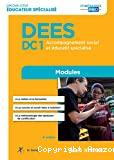 DEES DC1 Accompagnement social et éducatif spécialisé