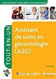 Assistant de soins en gérontologie (ASG) tout-en-un