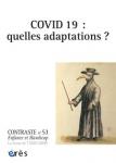 COVID 19 : quelles adaptations ?