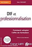 DIF et professionnalisation