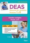 Réussir tout le DEAS modules 1 à 8