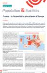 France : la fécondité la plus élevée d'Europe