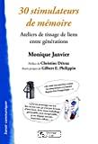 30 stimulateurs de mémoire
