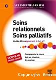 Soins relationnels. Soins palliatifs