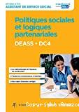 Politiques sociales et logiques partenariales. DEASS - DC4