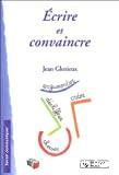 Ecrire et convaincre